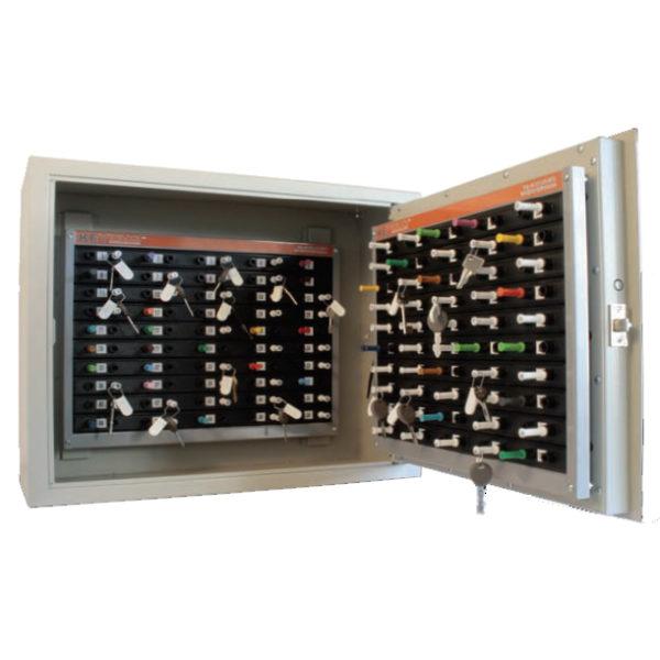 Sistema Mecánico de Control de Llaves - Simon Keller